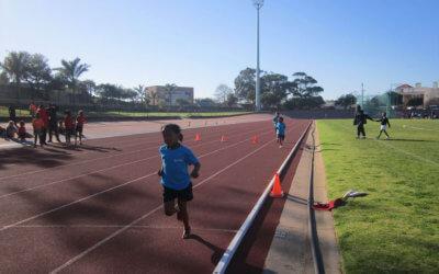 SACSSA Regional Athletics competition