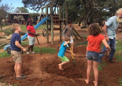 Bushwillow school family day 1