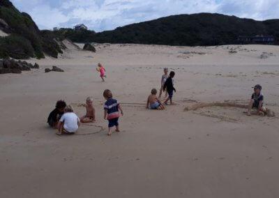 bushwillow school beach day 2
