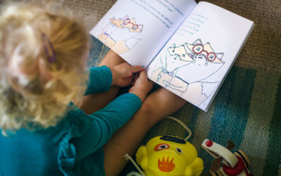 Using sound to prepare your child to read