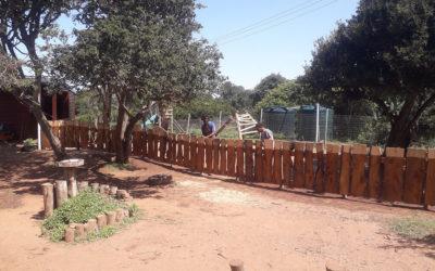 New school infrastructure and playground development